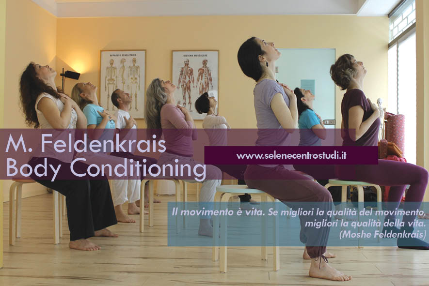 Cartolina Feldenkraise e Body Conditioning