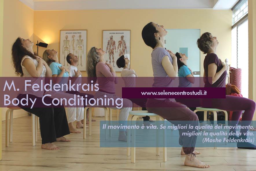 Cartolina Feldenkraise e Body Conditioning