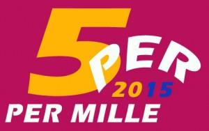 logo_5_per_mille 2015 copia