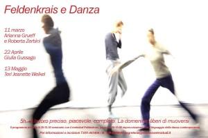 Feldenkrais e Danza